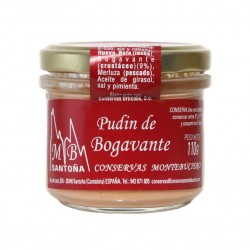 Pudding de Bogavante